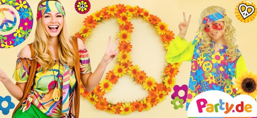 Hippie-Deko