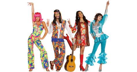 Hippie Kostüme