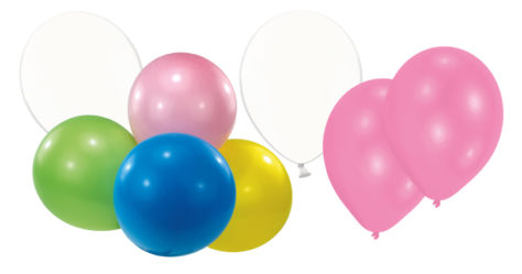 Latex Luftballons