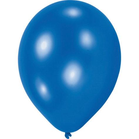 DIY Pinata - Blauer Luftballon