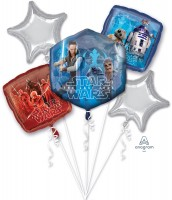 Star Wars Folienballons