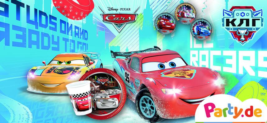Disney Cars Geburtstag Eine Rasante Party Fur Alle Rennfahrer