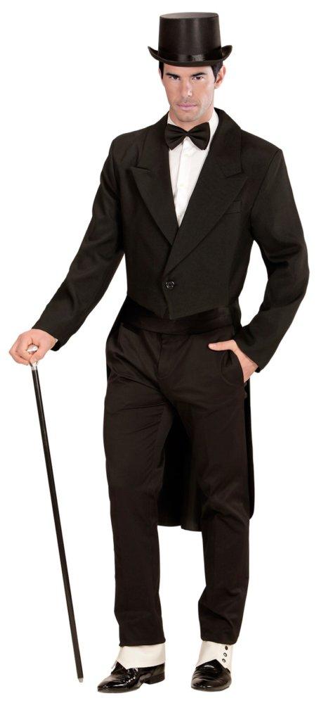Elegantes Herrenfrack für Casino-Mottoparty