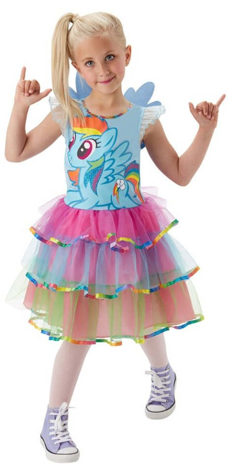 My Little Pony Geburtstag Kleid für Mädchen