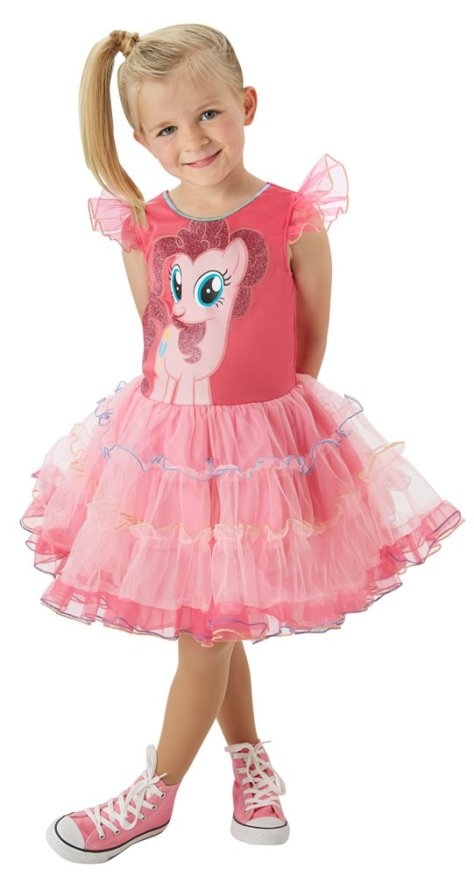 MLP Party Kleid in Pink