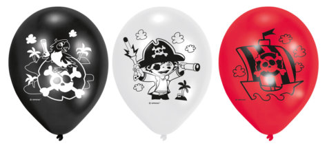 Jack Luftballons Piratenparty