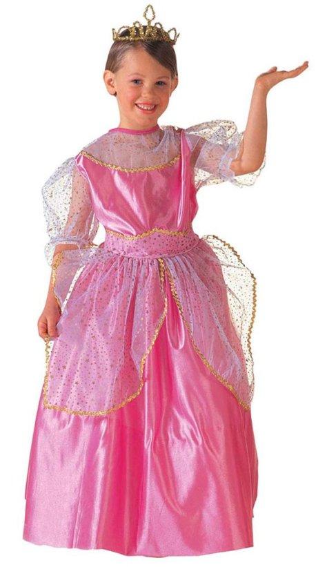Prinzessin-Geburtstag Ballkleid für Mädchen