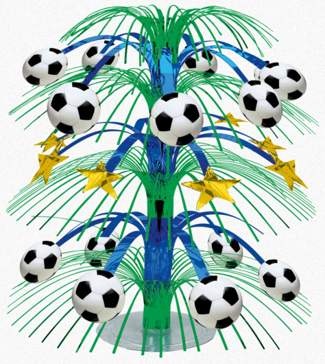 Fußball Star Tischfontäne