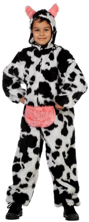 Kuh-Kinderkostüm für den Kindergeburtstag Bauernhof