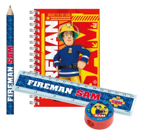 Schreibset für den Feuerwehr-Geburtstag