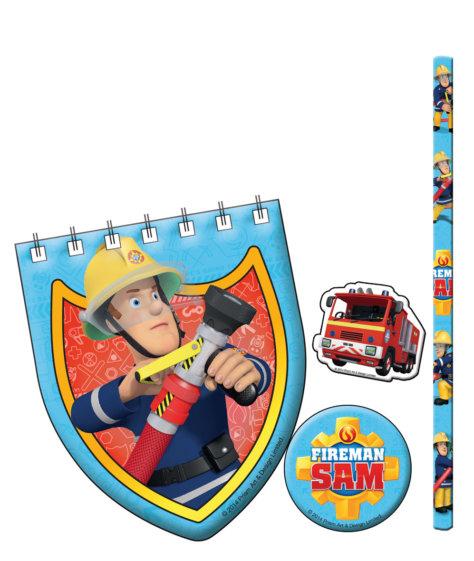 Mitgebsel für den Feuerwehr-Geburtstag