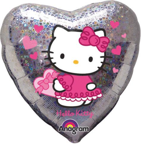 Herz für den Hello Kitty Geburtstag