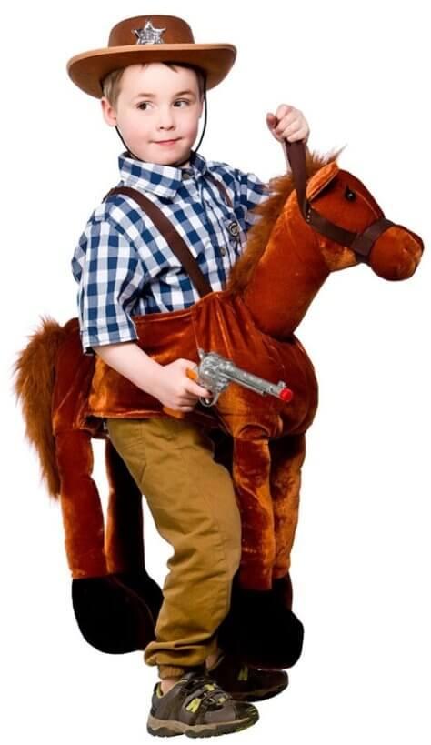 Kindergeburtstag Pferde Kostüm