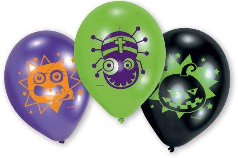 Ballons für die Monster-Party