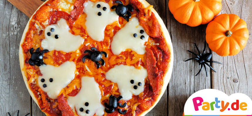 Creepy Dishes - Halloween Rezepte