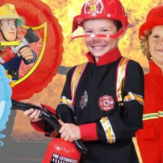 Feuerwehr-Geburtstag