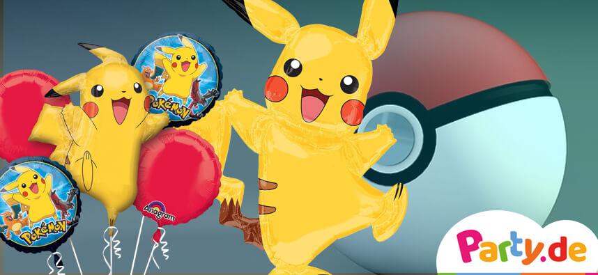 Pokemon-Geburtstag Header