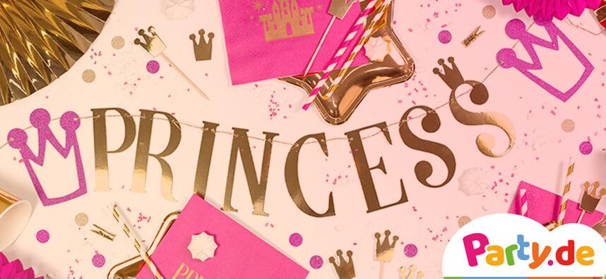 Plane Einen Traumhaft Schonen Prinzessin Geburtstag Wie Im Marchen
