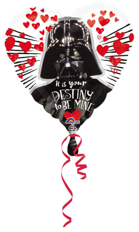 Valentinstag Deko Ballon