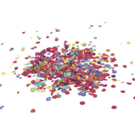 Kinderfasching Konfettispiel