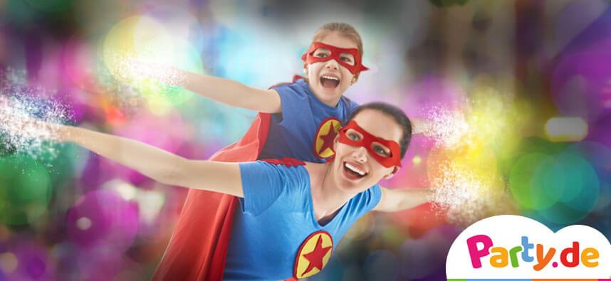 Superhelden Party