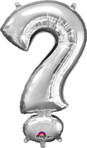 Detektiv Geburtstag Fragezeichen Folienballon