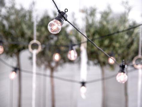 Lichter Nachhaltig Feiern
