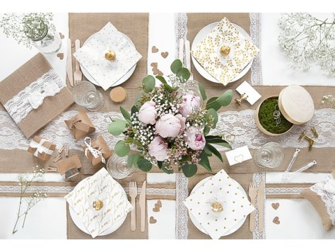 Tischdeko Nachhaltig Feiern