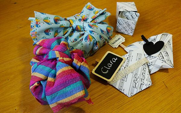 Ergebnis alle Geschenke nachhaltig verpacken