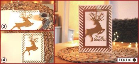 schöne Karten zu Weihnachten