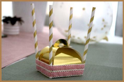 DIY Hochzeitsgeschenk basteln - Schritt 4