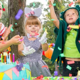 Ideen für einen Kindergeburtstag