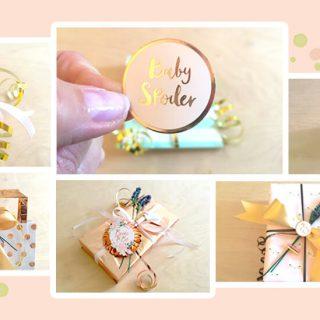 DIY - Geschenke einpacken